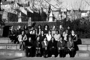Group photo TFTL project members Edinburgh University