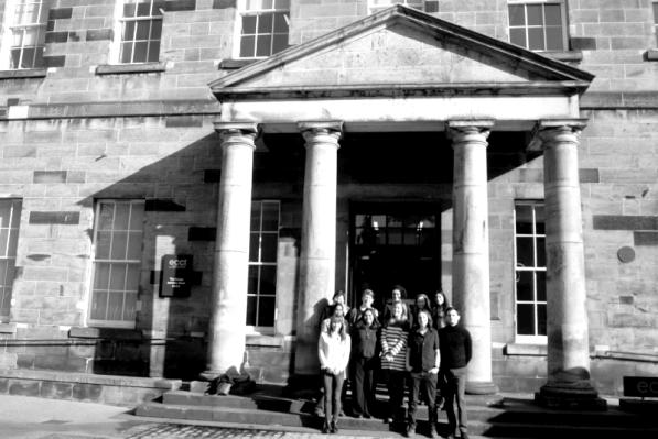 Edinburgh Team Members