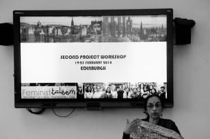 II workshop TFTL at Edinburgh