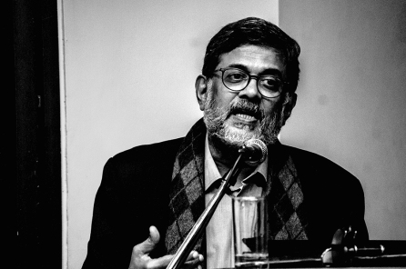 Prof. Shyam Menon, Vice Chancellor, AUD